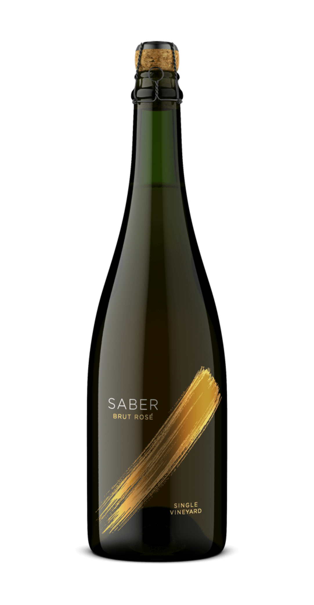 Saber Wine bottle